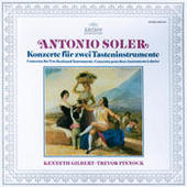 Soler: 6 Concertos for Two Keyboard Instruments Songs