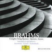 Brahms: Clarinet Quintet In B Minor, Op.115 - 1. Allegro Song
