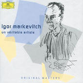 Igor Markevitch: Un véritable artiste Songs