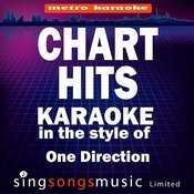 Chart Hits (In The Style Of One Direction) [Karaoke Version] Songs