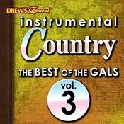 Instrumental Country: The Best Of The Gals, Vol. 3 Songs