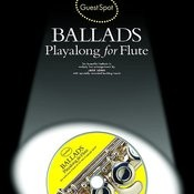 Playalong For Flute: Ballads Songs