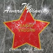 The Award Winning Sarah Vaughan Songs