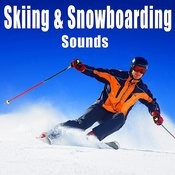 Downhill Skier Passes By From Side To Side 1 Song