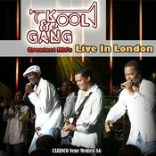Kool & The Gang - Greatest Hit´s Live In London Songs