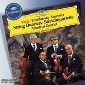 Verdi / Tchaikovsky / Smetana: String Quartets Songs