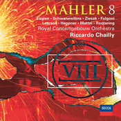Mahler: Symphony No. 8 (Mahler 8) Songs
