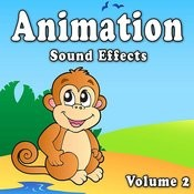 Animation Sound Effects, Vol. 2 Songs