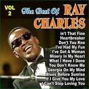 The Best Of Ray Charles Vol. 2 Songs