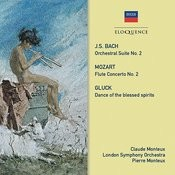 Bach, Gluck, Mozart: Music For Flute & Orchestra Songs