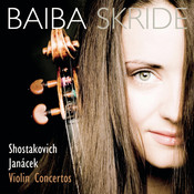 Shostakovich/Janacek: Violinkonzerte Songs