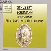 Schubert/Schumann Songs Songs