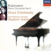 Rubinstein: Piano Concerto No. 4 etc Songs