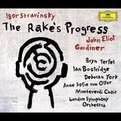 Stravinsky: The Rake's Progress (2 Cd's) Songs