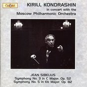 Kirill Kondrashin In Concert With The Moscow Philharmonic Orchestra Songs