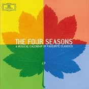 The Four Seasons (4cd Capbox) Songs