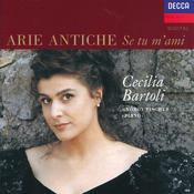 Cecilia Bartoli - Arie Antiche: Se tu m'ami Songs