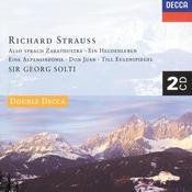 Strauss, R.: Ein Heldenleben; Also Sprach Zarathustra; Don Juan, etc. Songs