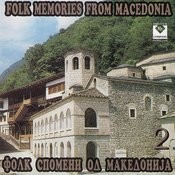 Folk Memories From Macedonia, Vol. 2 Songs
