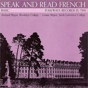 Speak and Read French, Vol.1: Basic Songs