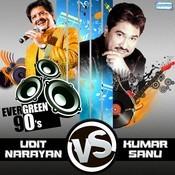 Evergreen 90s - Kumar Sanu Vs Udit Narayan Songs