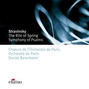 Stravinsky: Le Sacre du printemps (Rite of Spring) & Symphony of Psalms (-  Elatus) Songs