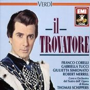 Il Trovatore (1990 Remastered Version), ACT 2 Scene 2: Il balen del suo sorriso (Count di Luna) Song