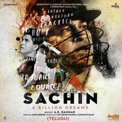 Sachin - A Billion Dreams (Telugu) Songs