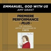 Emmanuel, God With Us (Performance Tracks) - EP Songs