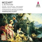 Mozart : Il re Pastore Songs