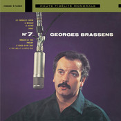 Georges Brassens et sa guitare N°7 Songs