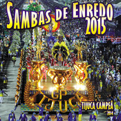 Sambas De Enredo - 2015 Songs