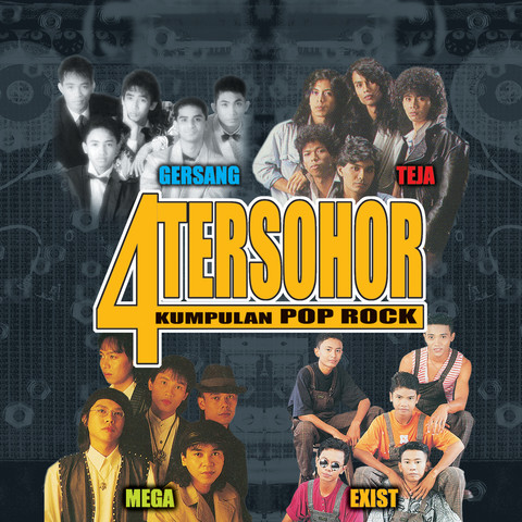4 Kumpulan Pop Rock Tersohor Songs Download 4 Kumpulan Pop Rock