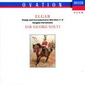 Elgar: Enigma Variations; Pomp & Circumstance Marches; Cockaigne Overture Songs