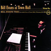 Bill Evans At Town Hall Songs