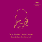 Mozart Sacred Works Songs