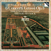 Handel: Concerto grosso In B Flat, Op.3, No.2 HWV 313 - 2. Largo Song