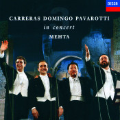 The Three Tenors In Concert Rome 1990 Songs