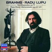 Brahms: Piano Pieces, Opp.117, 118, 119 Songs