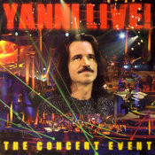 Yanni Live! The Concert Event Songs