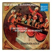 Telemann: Concertos For Woodwind Instruments Songs