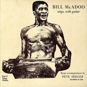 Bill McAdoo Sings With Guitar Songs