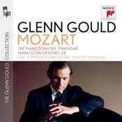 Glenn Gould plays Mozart: The Piano Sonatas (No. 10: Recordings of 1958 & 1970); Fantasias K. 397 & K. 475; Fantasia & Fugue K. 394; Piano Concerto No. 24 K. 491 Songs