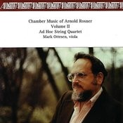 Chamber Music, Vol. 2 Songs