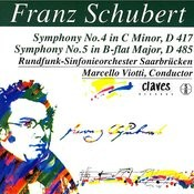 Franz Schubert: The Complete Symphonic works, Vol. III Songs