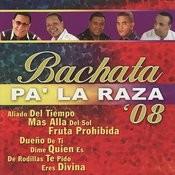 Bachata Pa' La Raza '08 Songs