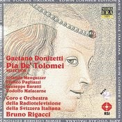 Donizetti: Pia De' Tolomei Songs