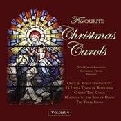Favourite Christmas Carols, Vol.4 Songs