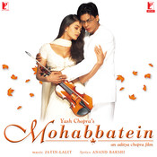 Zinda Rehti Hain Mohabbatein MP3 Song Download- Mohabbatein