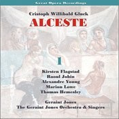 C.W. Gluck: Alceste (1956) , Vol. 1 Songs